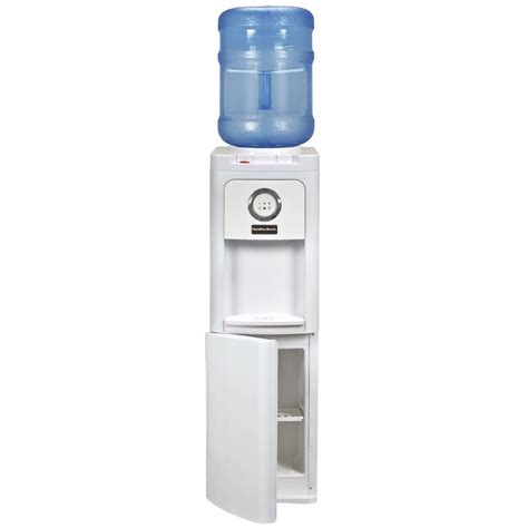 Dispenser And Cold hamilton top loading and cold water dispenser with storage cabinet tl 1 5h the home