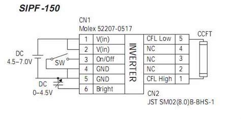 Lcd Inverter Laptop Model D7321 B001 S1 0 matryca lcd z laptopa jako niezależny monitor 26