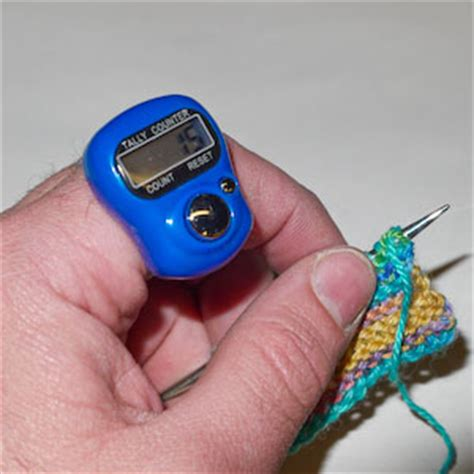 Knitting Ring Counters Monkey Creations