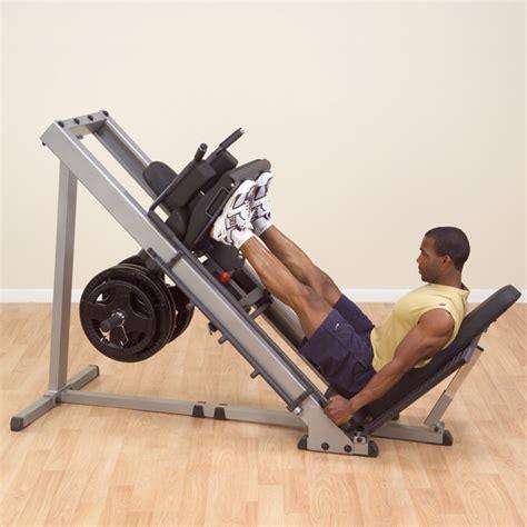 glph1100 solid leg press hack squat solid