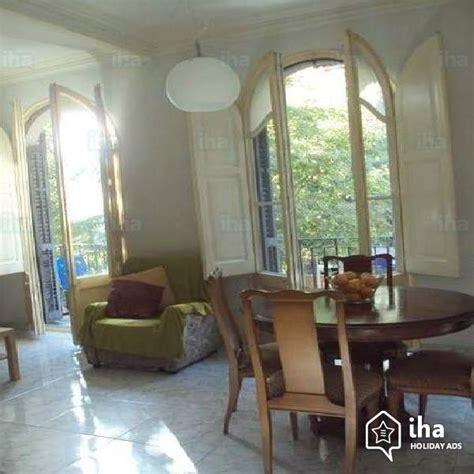 appartamenti in affitto barcellona spagna appartamento in affitto a barcellona iha 22889