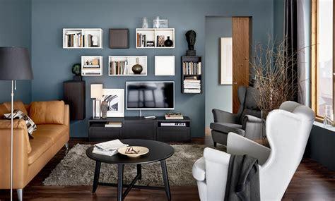 a warm interior design with ikea furniture cat 225 logo ikea 2016 salas decora 231 227 o e ideias