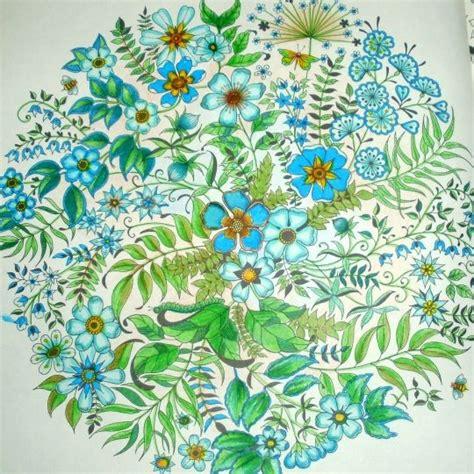 secret garden coloring book dk de 25 bedste id 233 er inden for maleb 248 ger mandala p 229