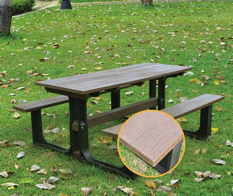 all weather picnic table products single diyinternational com