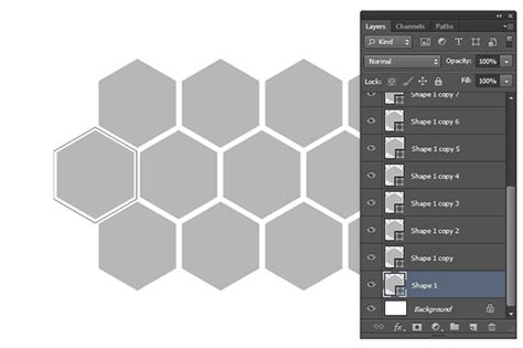 templates for photoshop by gn 1 4 picture editing honeycomb photoshop collage