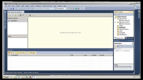 software design pattern youtube sql 2012 analysis services calendar dimension software