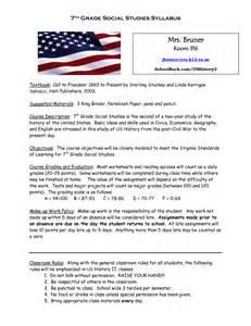 7th Grade History Worksheets by Social Studies Worksheets