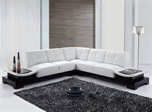 Top Grain Leather Sectional Sofa Large U And L Leather Sectionals Corner Modern Design Couch
