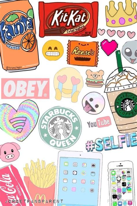 emoji wallpaper starbucks follow me if you want more transparents and overlays on we