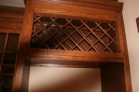 Above Cabinet Wine Rack by Wine Rack Cabinet Refrigerator Woodworking Projects