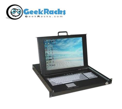 Lcd Console Drawer by 15 Quot 1u Rackmount Lcd Console Drawer By Racks Skvmd