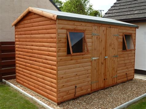 Garden Shed 12x8 by Apex Garden Sheds Town And Country Timber Products