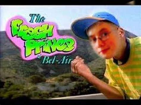 Bel Air Meme - original meme fresh prince of bel air parody youtube