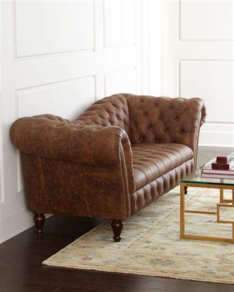 recamier couch oak leather recamier sofa
