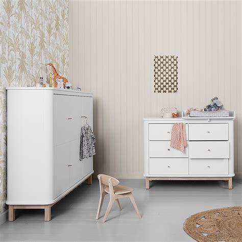 cassettiere fasciatoi cassettiera wood con fasciatoio piccolo by oliver