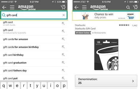 Amazon App Giveaway - amazon com app only giveaway