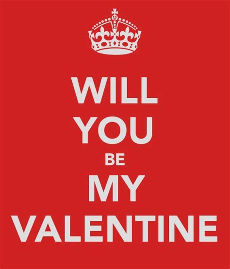 my valentines will you be my quotes quotesgram