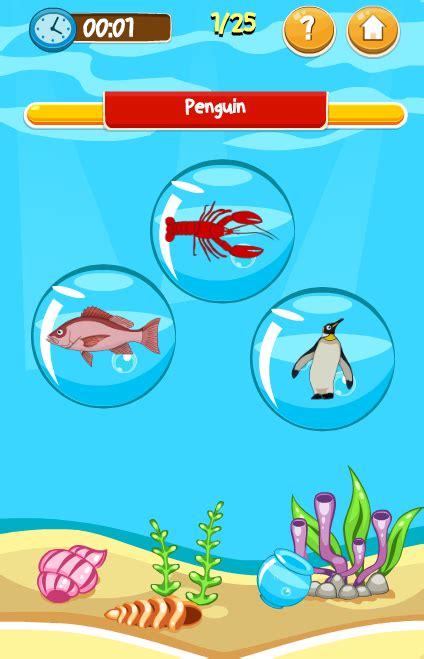 Mainan Edukasi Anak Puzzle Hewan Laut anak edukasi hewan laut 1mobile