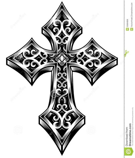 cross tattoo art black and white often abbreviated b w or b w is a term