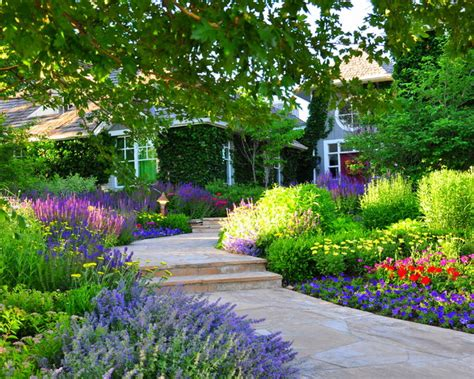 Landscape Design Houzz Front Yard Renovation Traditional Landscape Other