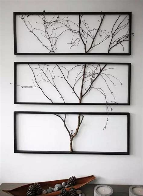 using branches in home decor diy branch decor that looks surprisingly amazing