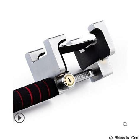 Kunci Stir Mobil Steering Wheel Lock jual oklock t6 t type steering wheel lock murah bhinneka