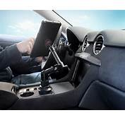 Valet Cup Holder Car Mount For IPad With MagConnect Only  The