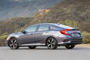 Honda Civic 2017 2017 Honda Civic Reviews And Rating Motor Trend