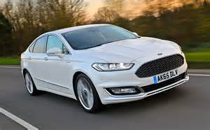 First drive review 2015 ford mondeo vignale