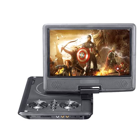 Tv Mobil 9 Inch new 9 inch dvd player tft screen display portable dvd evd player tv vcd cd mp3 4 usb mobile