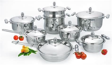 Kitchen Cookware Sets by China Cookware Set Sl15 China Cookware Set Kitchenware