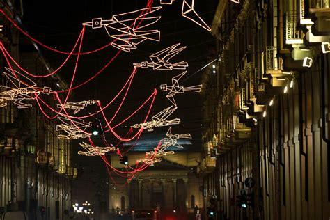 illuminazione natalizie illuminazione natale torino idee creative di interni e