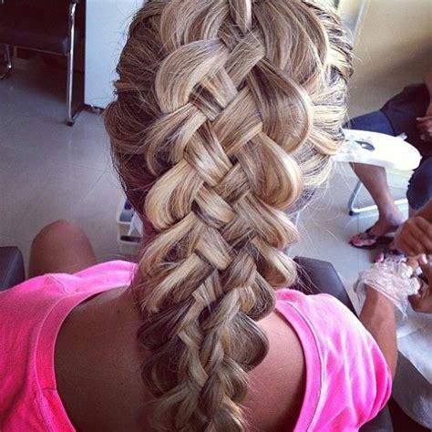 written instructions for 5 strand dutch braid do it yourself just like that 5 strand dutch braid by rayan