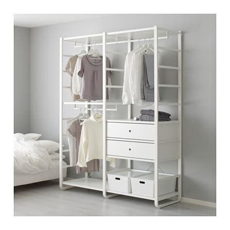 ikea elvarli review elvarli 2 section shelving unit ikea