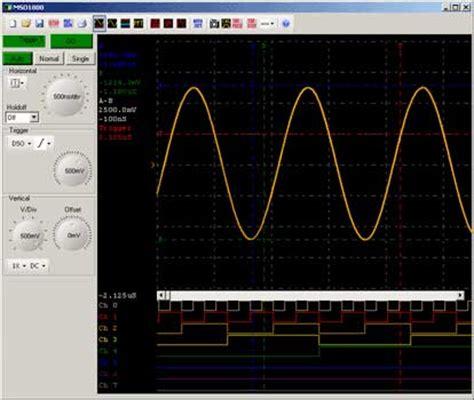 pattern generator logic analyzer mso 19 usb 2gsa s oscilloscope 200msa s logic analyzer