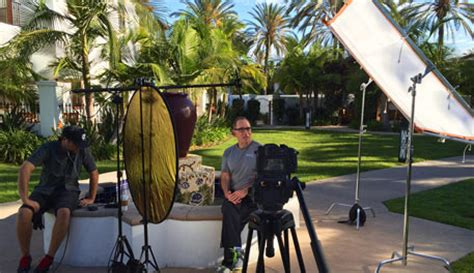 Outdoor Lighting Setup Lighting Outdoors With Modifiers Tar Productions