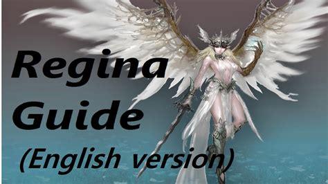Vindictus Pattern Regina Gold | vindictus s3 regina guide for newbie english version