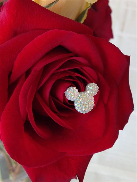 hidden mickey disney inspired mouse ears bouquets