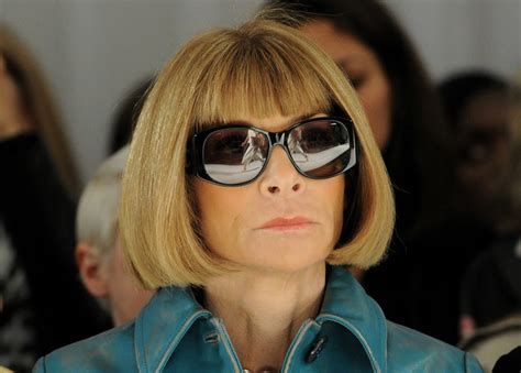 10 Facts about Anna Wintour You Didn't Know   Celebrity