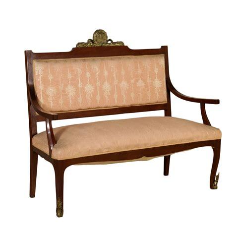 divano stile liberty divano in stile liberty bottega 900 dimanoinmano it