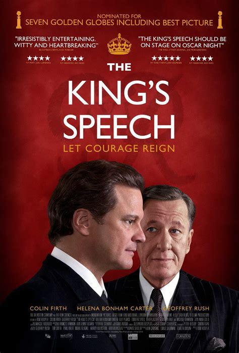The Speech the speech