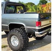 1987 CHEVY CHEVROLET GMC Silverado K5 Blazer K10 For Sale