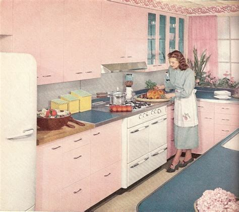 Pink Vintage Kitchen by 61 Mamie Pink Kitchens Let S Start With 10 From The Big
