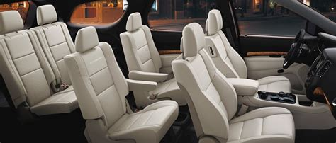 dodge durango interior 2016 2016 dodge durango excels across the board