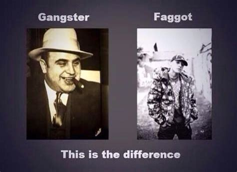 Real Gangster Meme - dae le old timey mobsters are better lewronggeneration