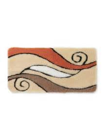 tapis de bain contour wc ou lavabo maison charmance