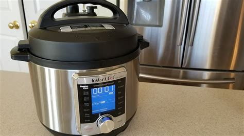 sur la table pressure cooker instant pot ultra mini 3qt pressure cooker unboxing