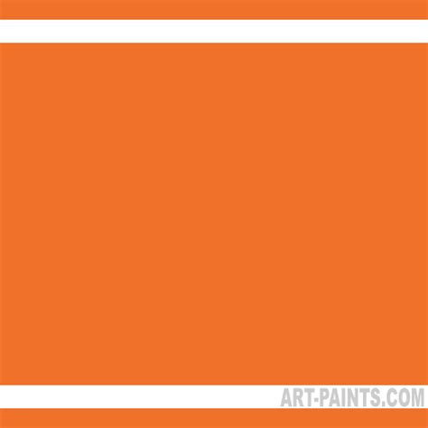 orange paint colors dark orange artist acrylic paints 23621 dark orange