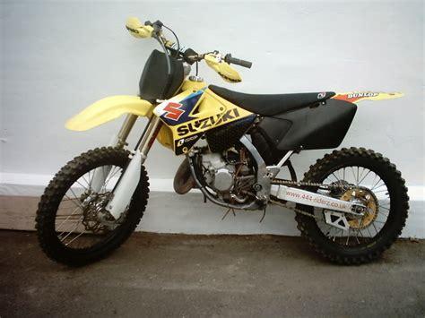 Rm Suzuki 2003 Suzuki Rm 125 Moto Zombdrive
