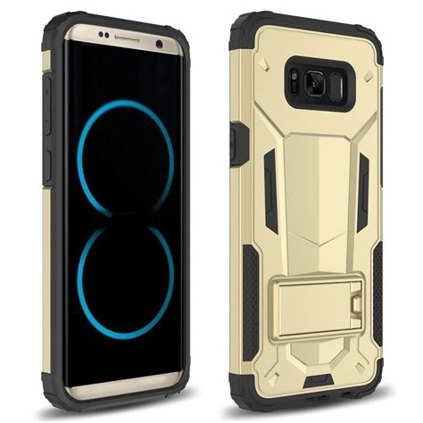 Casing Hadcase Armor For Samsung Galaxy S4 for samsung galaxy s8 plus hybrid future armor cover with kickstand ebay